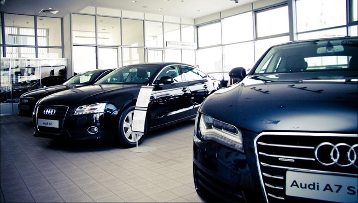 покупки авто в автосалоне