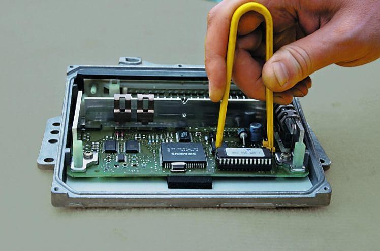 Контроллер ВАЗ 2114: