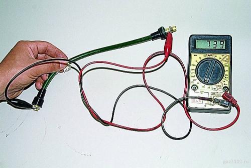 Как проверить высоковольтные (ВВ) провода?