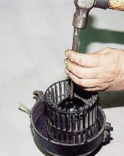 Электровентилятор отопителя купить в Luzar