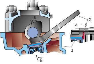 Регулировка тепловых зазоров клапанов ваз-2108