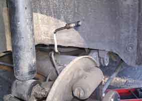 задняя тормоза ваз регулировка тормозов