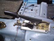 стояночный тормоз регулятор тормозов