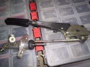 задние дисковые тормоза ручной тормоз