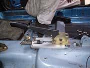гидравлический тормоз передние тормоза